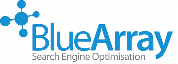 Blue Array logo